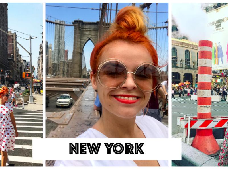 New York City – walk tour