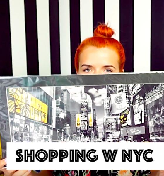 Zakupy w NYC