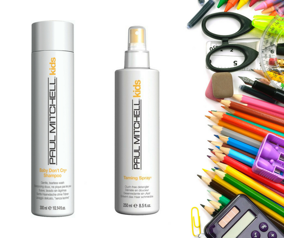 KIDS Baby Don't Cry Paul Mitchell