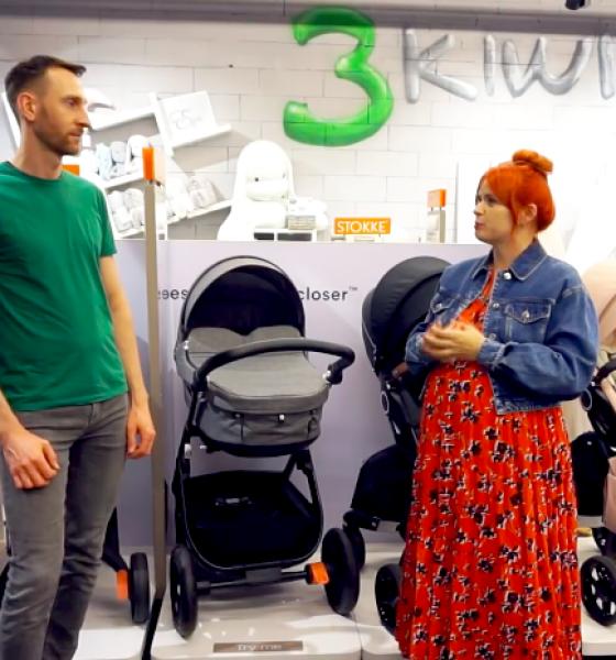Jaki wybrać wózek dla dziecka – przegląd nowości