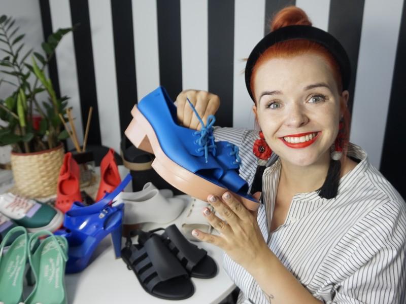 Moja kolekcja butów Melissa