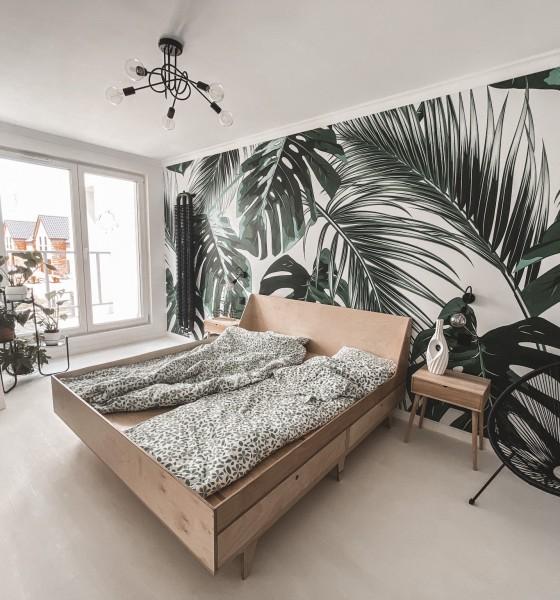 Moja sypialnia – home tour