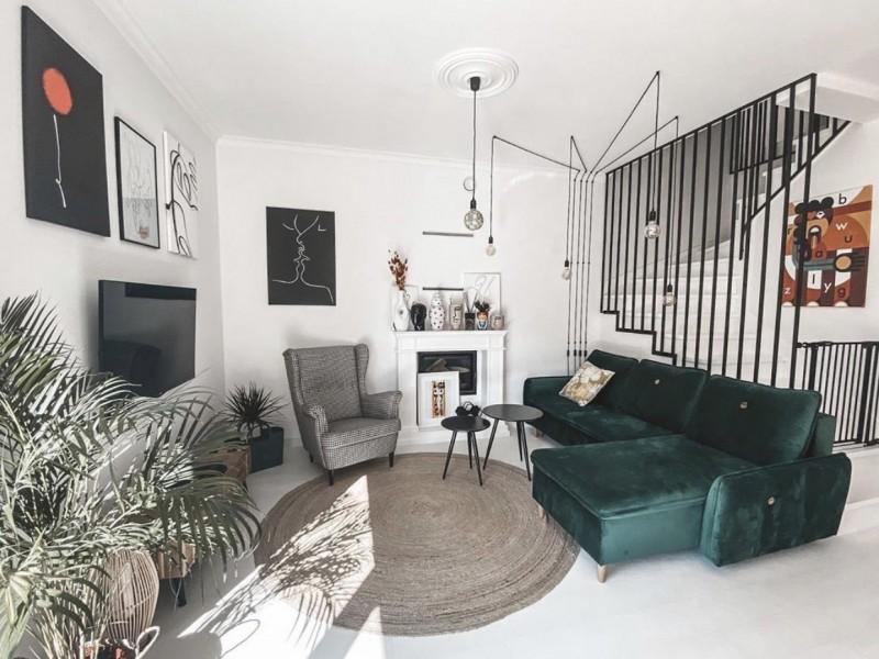 Mój salon – home tour