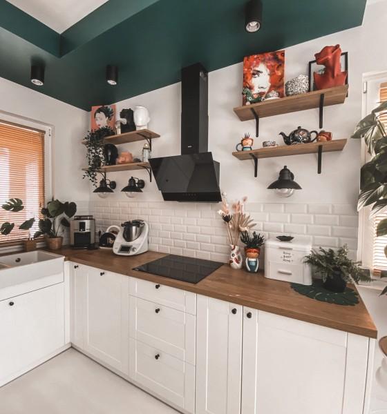 Moja nowa kuchnia – home tour